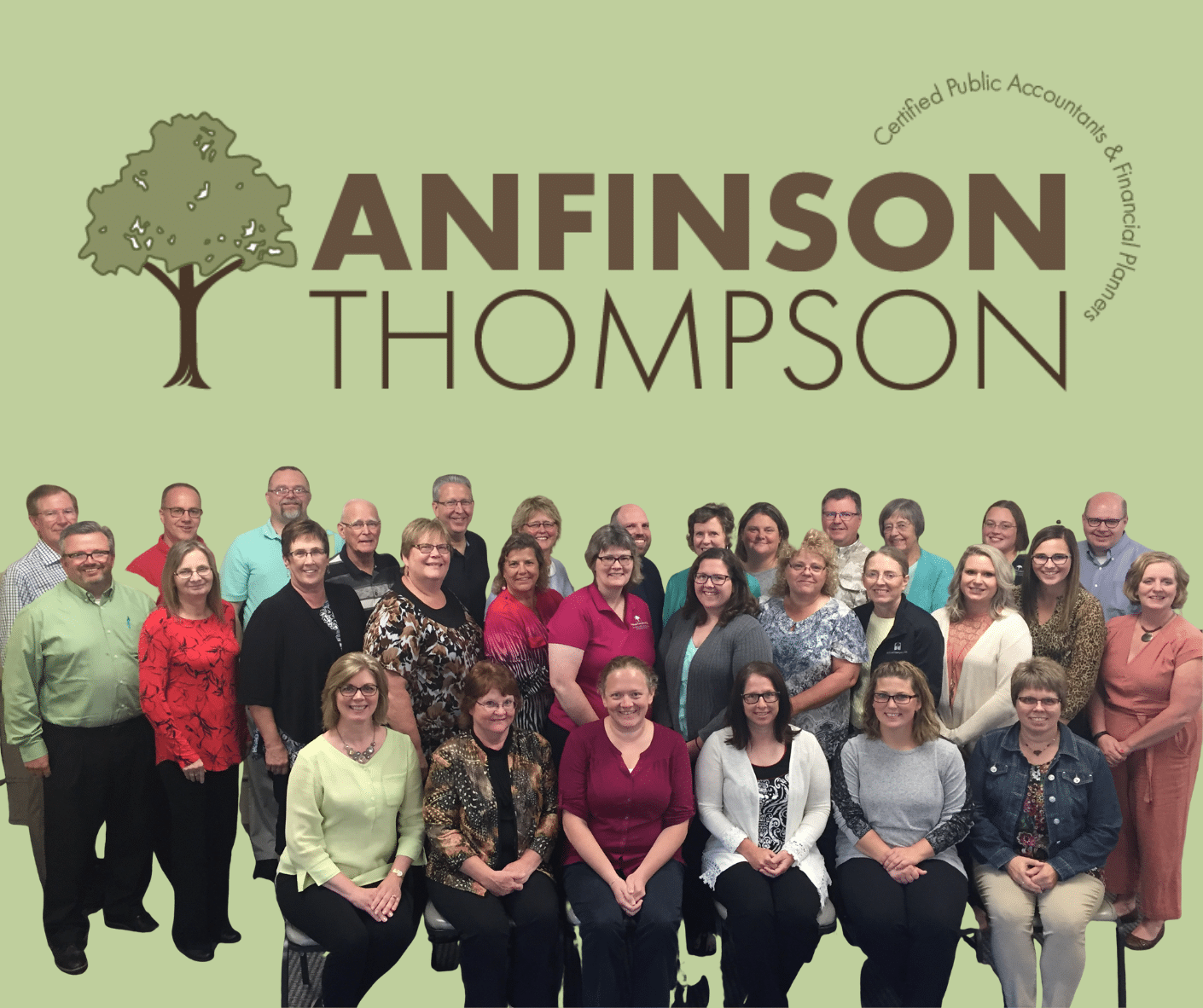 Anfinson Thompson Team Members