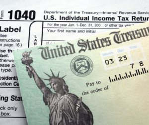 delayed tax refunds